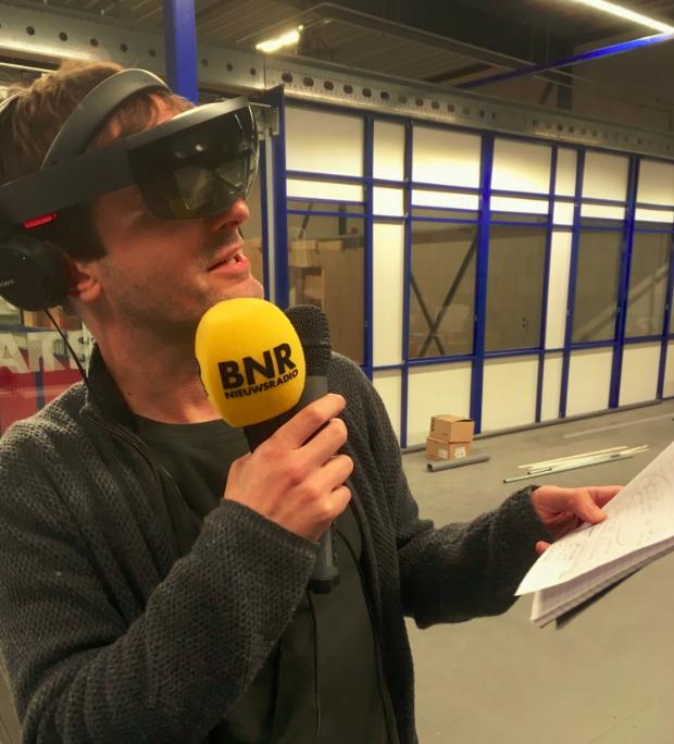 Virtuele Leermeester - BNR radio