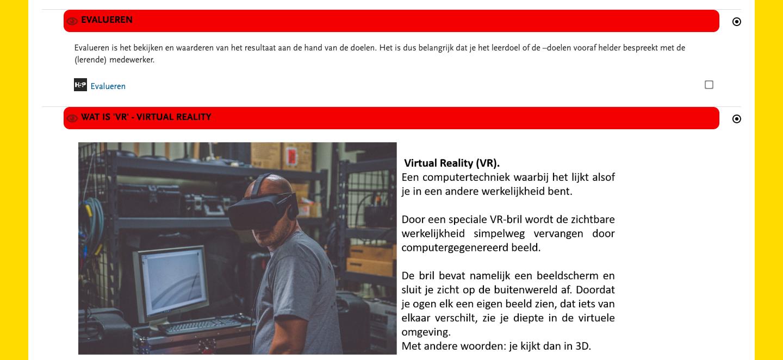 Leermodule Virtuele Leermeesters 7